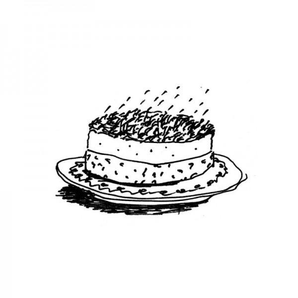 Bavaroisetaart-pakket chocolade hazelnoot