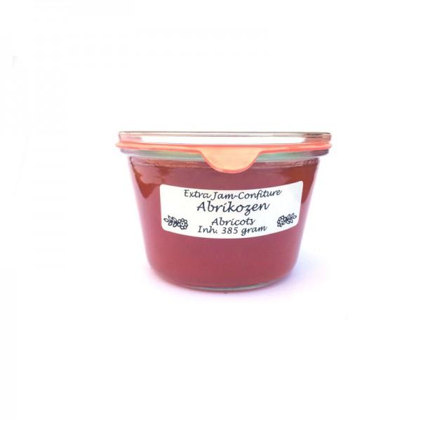 Extra jam-Confiture Abrikozen