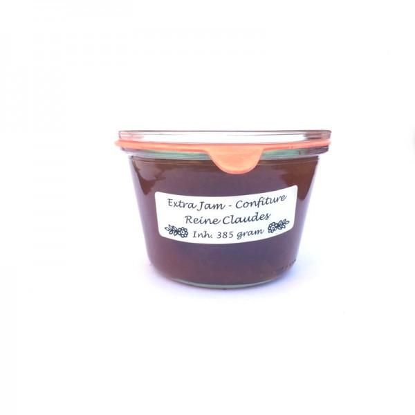 Extra jam-Confiture Reine claudes (groene pruimen)