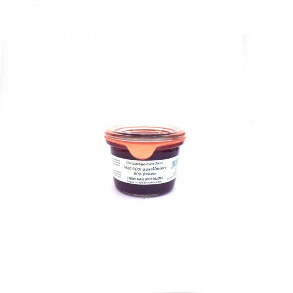 Mini Aardbeien Extra jam-Confiture
