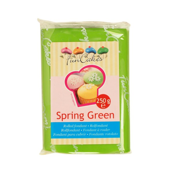 Fondant Spring Green