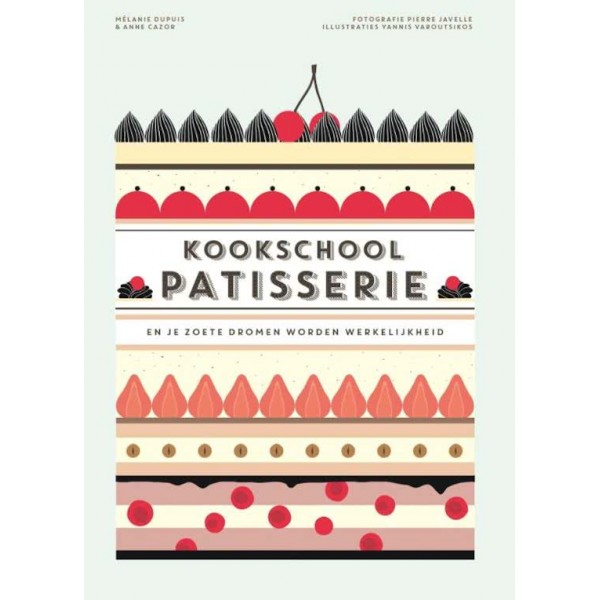 Kookschool - Patisserie