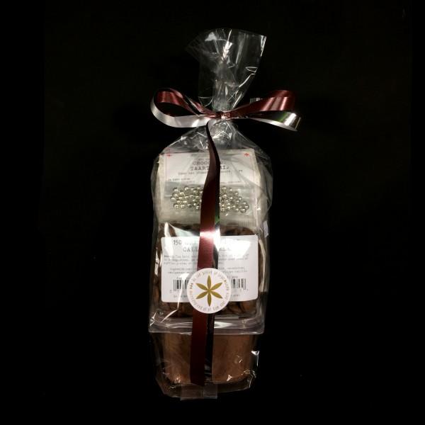 Luxe chocoladetaart-pakket melk