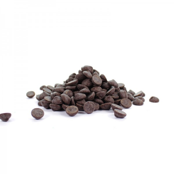 Chocolade callets Callebout puur