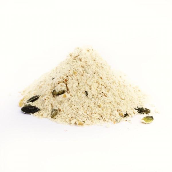 Pompoenpittenbrood