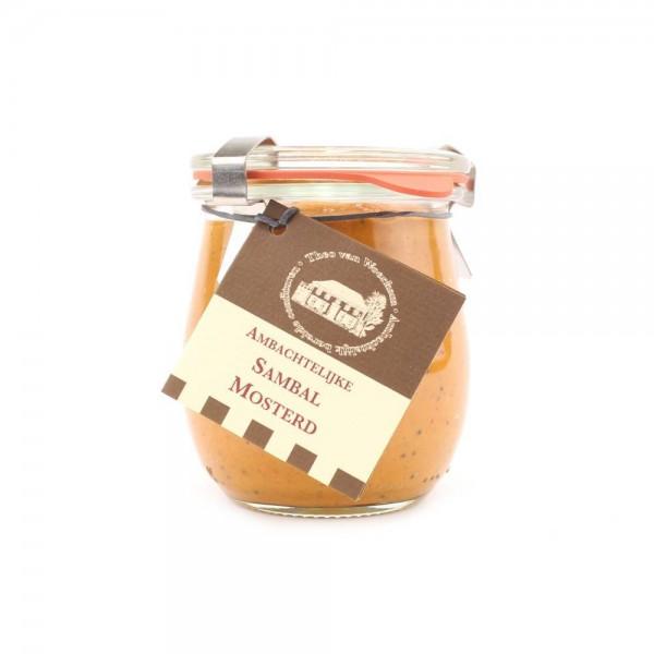 Ambachtelijke sambal mosterd